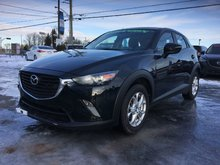 Mazda CX-3 GS, SIÈGES CHAUFFANTS, BLUETOOTH, CAMERA, MAGS,A/C 2016 JAMAIS ACCIDENTÉ, UN SEUL PROPRIÉTAIRE