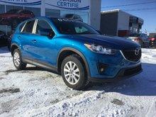 Mazda CX-5 GS, AWD, TOIT, SIEGES CHAUFFANTS, CAMÉRA DE RECUL 2014 JAMAIS ACCIDENTÉ, UN SEUL PROPRIÉTAIRE, BAS KILOMÉTRAGE