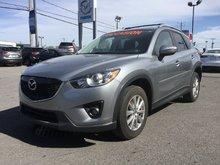Mazda CX-5 GS, AWD, TOIT, SIÈGES CHAUFFANTS, CAMERA DE RECUL 2015 JAMAIS ACCIDENTÉ, UN SEUL PROPRIÉTAIRE