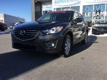 Mazda CX-5 GS, AWD TOIT, SIEGES CHAUFFANTS, CAMERA RECUL 2016 JAMAIS ACCIDENTÉ, AWD