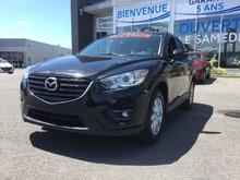 Mazda CX-5 GS, AWD, TOIT, SIEGES CHAUFFANTS,BLUETOOTH 2016 JAMAIS ACCIDENTÉ, NOUVEL  ARRIVAGE