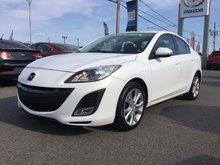 Mazda Mazda3 GT, SIÈGES CHAUFFANTS, A/C BIZONE, MAGS, BLUETOOTH 2010 JAMAIS ACCIDENTÉ, UN SEUL PROPRIÉTAIRE, BAS KILOMETRAGE