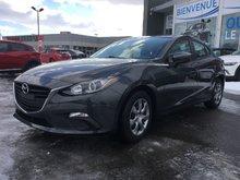 Mazda Mazda3 GX, BLUETOOTH, GROUPE ÉLECTRIQUE 2015 UN SEUL PROPRIÉTAIRE, BAS KILOMÉTRAGE