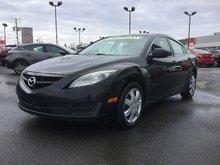 Mazda Mazda6 **RÉSERVÉ**,GS, RÉGULATEUR, A/C, GROUPE ÉLECTRIQUE 2010 JAMAIS ACCIDENTÉ