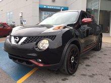 Nissan Juke SL AWD, UN SEUL PROPRIÉTAIRE, BAS KILLOMÉTRAGE 2015 SYSTEME ROCKFORD FOSGATE, CAMÉRA MULTI ANGLES,