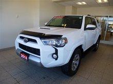 2014 Toyota 4Runner TRAIL EDITION