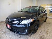 2013 Toyota Corolla LE + SUNROOF