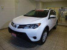 2015 Toyota FWD RAV4 LE