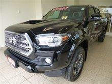 2016 Toyota Tacoma TRD SPORT DBL CAB