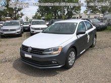 2017 Volkswagen Jetta Trendline +  -  Bluetooth - $141.18 B/W