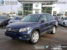 2014 Volkswagen Tiguan Comfortline  - Certified - $166.60 B/W