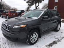 Jeep Cherokee North Edition 4X4 2017