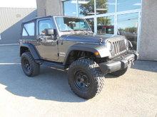 Jeep Wrangler Sport 4X4 2014