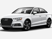 2019 Audi A3 Technik
