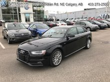 2014 Audi A4 2.0 quattro Progressiv  - $205.37 B/W