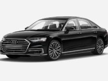 2019 Audi A8 LWB