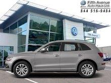 2013 Audi Q5 2.0T quattro Premium Plus  - $187.21 B/W