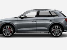 2019 Audi SQ5 Technik Grey Exterior, Black Interior, 349 HP