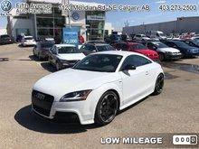 2015 Audi TT 2.0T quattro S Line  - $273.78 B/W