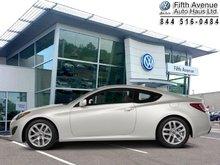 2013 Hyundai Genesis Coupe 3.8 GT  - Leather Seats - $164.10 B/W