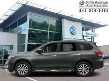2015 Nissan Pathfinder SL  - $198.86 B/W