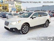 2015 Subaru Outback 3.6R Limited  - Navigation - $202.50 B/W