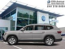 2018 Volkswagen Atlas Execline 3.6 FSI  - Certified - $318.82 B/W