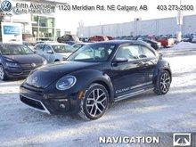 2018 Volkswagen Beetle Dune  - Navigation -  Sunroof - $198.11 B/W