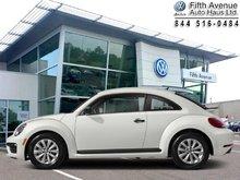 2019 Volkswagen Beetle Wolfsburg Edition Auto
