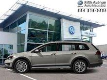 2017 Volkswagen GOLF ALLTRACK 1.8 TSI  - Certified - $247.32 B/W