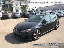 2015 Volkswagen Golf GTI 5-Door Autobahn  - Certified - Leather Package - $182.55 B/W