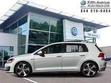 2015 Volkswagen Golf GTI 5-Door Autobahn  - Certified - $189.77 B/W