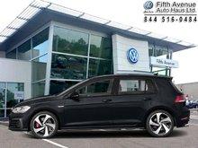 2018 Volkswagen Golf GTI Autobahn  - $246.84 B/W