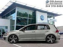 2017 Volkswagen Golf R 5dr HB Man  - Certified - $276.10 B/W