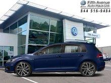2018 Volkswagen Golf R Base  - $278.20 B/W