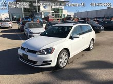 2015 Volkswagen GOLF SPORTWAGEN 2.0 TDI Trendline  - $175.38 B/W
