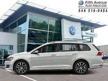 2016 Volkswagen GOLF SPORTWAGEN 1.8 TSI Comfortline  - $204.16 B/W