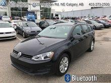 2016 Volkswagen GOLF SPORTWAGEN 1.8 TSI Trendline  - $146.74 B/W