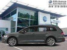 2019 Volkswagen GOLF SPORTWAGEN Comfortline Manual 4MOTION  - $205.94 B/W