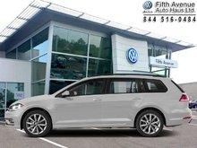 2019 Volkswagen GOLF SPORTWAGEN Execline DSG 4MOTION  - $263.76 B/W