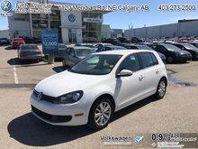 2013 Volkswagen Golf 2.5 Comfortline  - Certified - $136.03 B/W