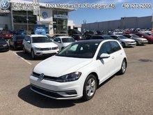 2018 Volkswagen Golf Comfortline  - Certified - $167.49 B/W