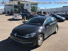 2018 Volkswagen Golf Trendline  - $138.31 B/W