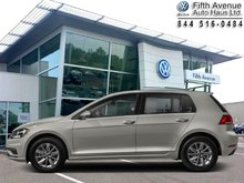 2018 Volkswagen Golf Trendline  - $153.39 B/W