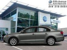 2014 Volkswagen Jetta 2.0 TDI Comfortline  - Certified - $128.62 B/W