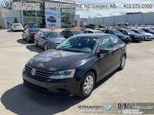 2015 Volkswagen Jetta 2.0 Trendline  - Certified - $96.24 B/W
