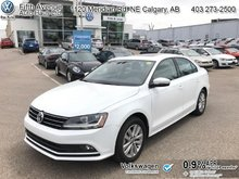 2017 Volkswagen Jetta Wolfsburg Edition  - Certified - $167.47 B/W