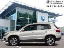 2013 Volkswagen Tiguan Trendline  - Certified - $158.46 B/W