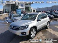 2014 Volkswagen Tiguan Comfortline  - Certified - $171.78 B/W