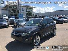 2014 Volkswagen Tiguan Highline  - Certified - $175.38 B/W